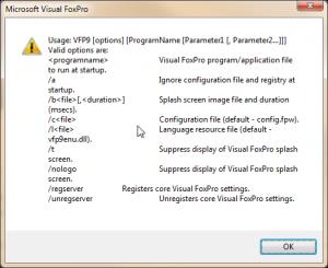 Windows Server 2016: Installing Visual FoxPro 9 IDE- Shedding Some Light