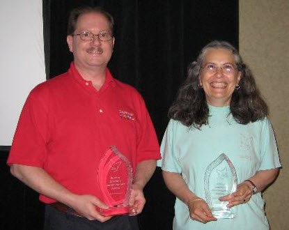 2010 FoxPro Lifetime Achievement Award
